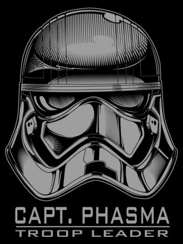 Captain Phasma Helmet