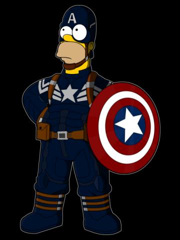 Captain Simpson