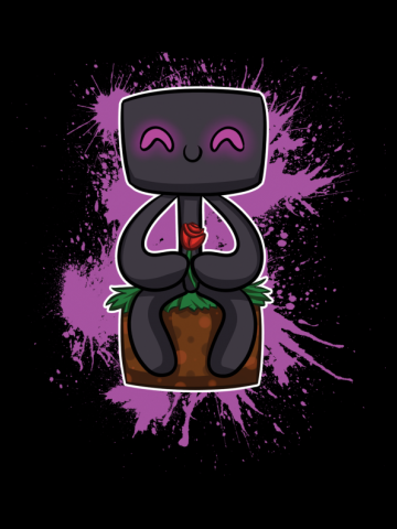 Chibi Enderman