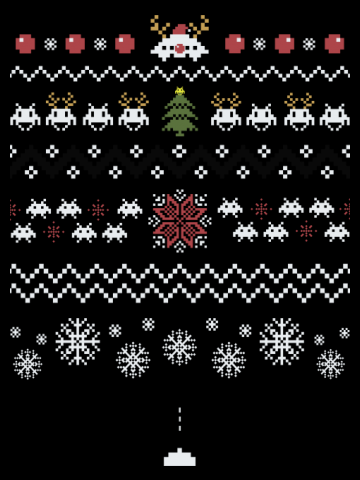 Christmas Invaders