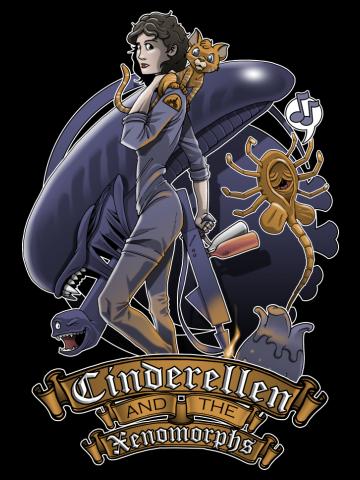 Cinderellen and the Xenomorphs