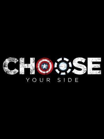 Civil War - Choose Your Side