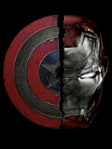 Civil War –Divided We Fall