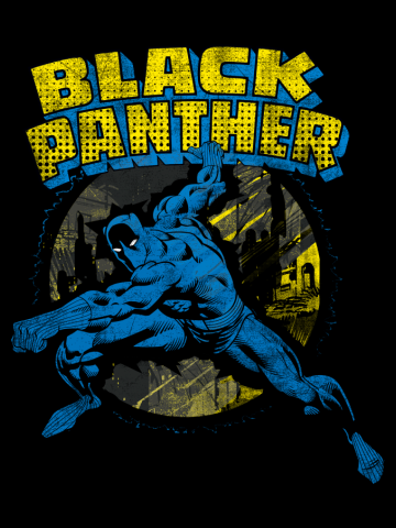 Classic Black Panther
