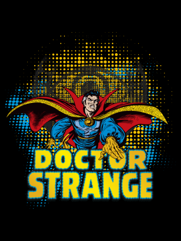 Classic Dr. Strange