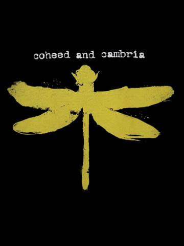 Coheed And Cambria - Dragonfly Simple Logo
