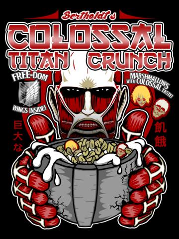 Colossal Titan Crunch