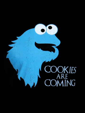 Cookies are Coming - Game of Thrones & Seaseme Street