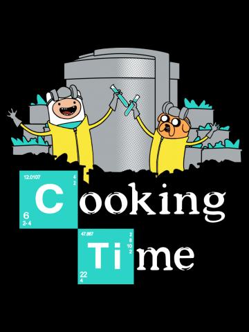 Cooking Time - Breaking Bad Mashup