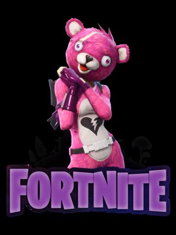 Creepy Bear Fortnite