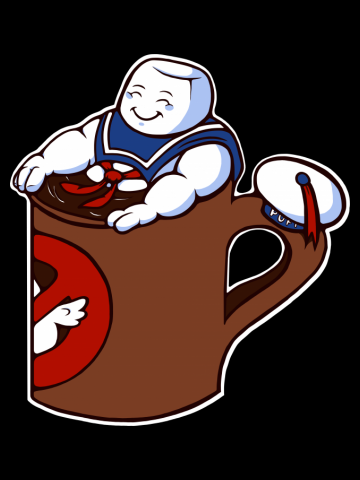Cup of Stay Puft