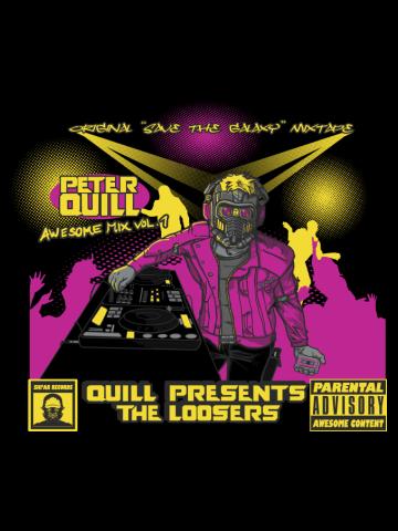 DJ Quill Mixtape