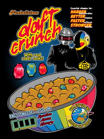 Daft Crunch