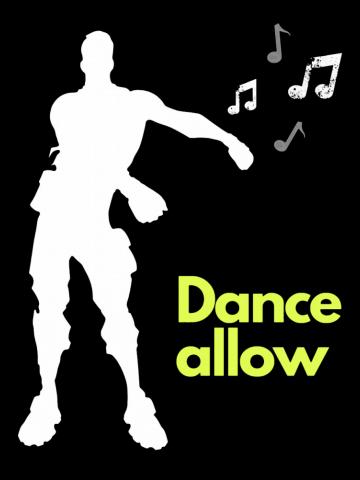 Dance Allow Fortnite
