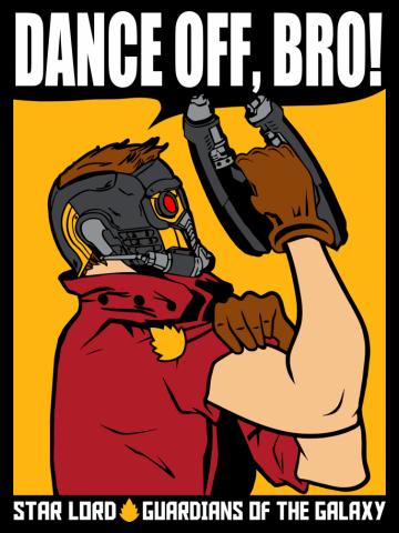 Dance off, Bro!