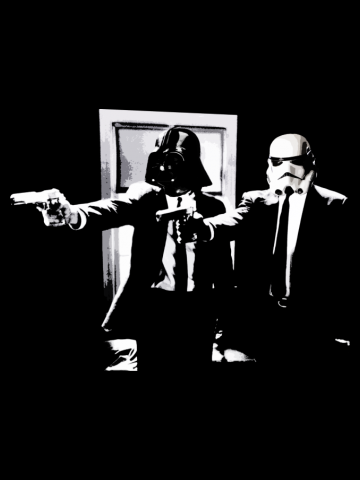 Darth Fiction - Star Wars