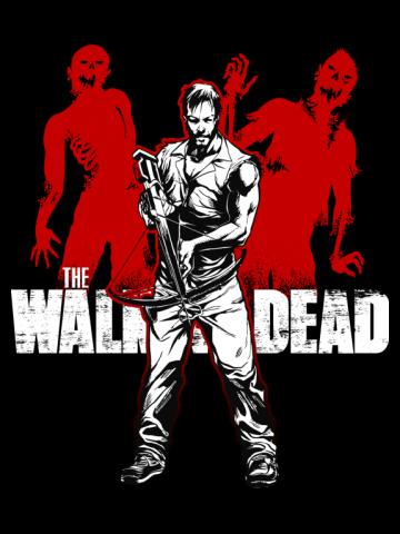 Daryl Dixon - Zombies