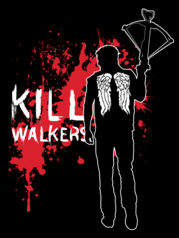 Daryl kill walkers - The walking dead