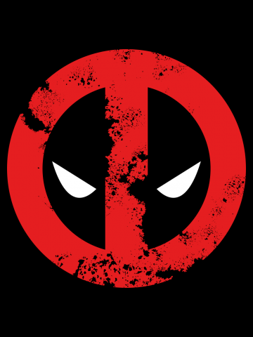 Deadpool - Distress logo