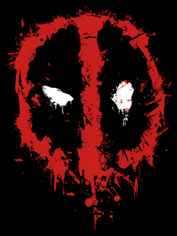 Deadpool Splatter