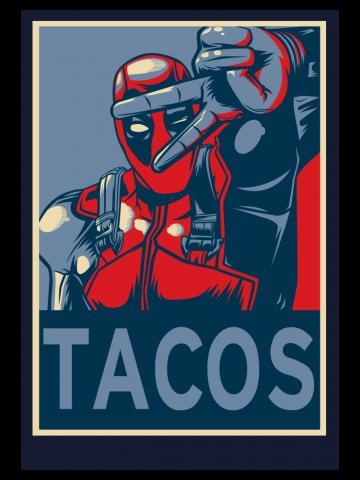 Deadpool fo' President