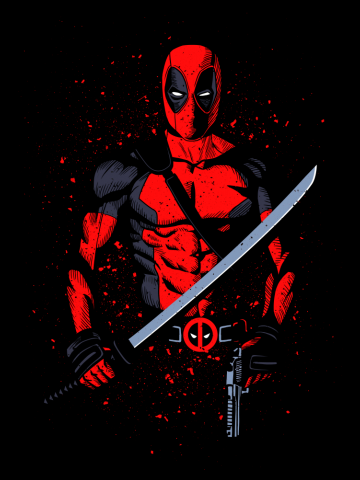 Deadpool weapons