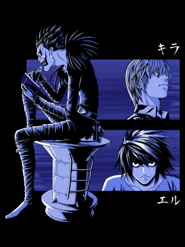 Death Game - Death note