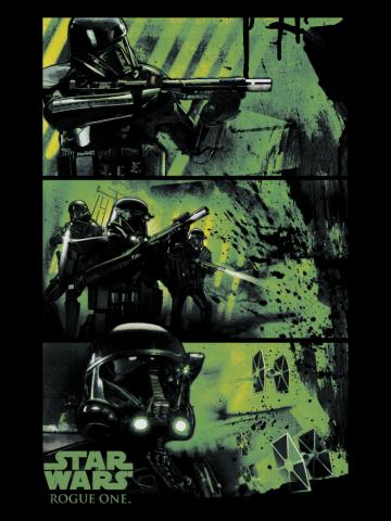 Death Trooper Battle