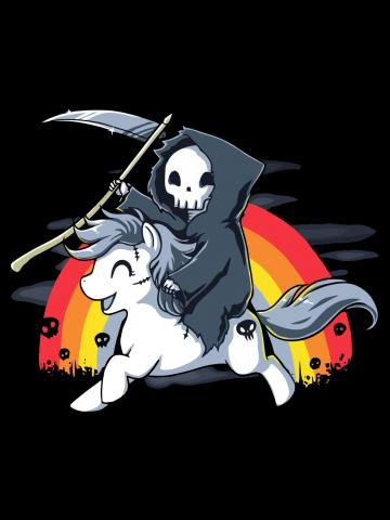 Death is magic