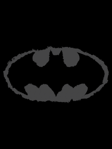 Distressed Bat Signal