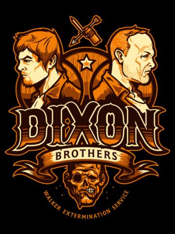 Dixon Bros - The Walking Dead