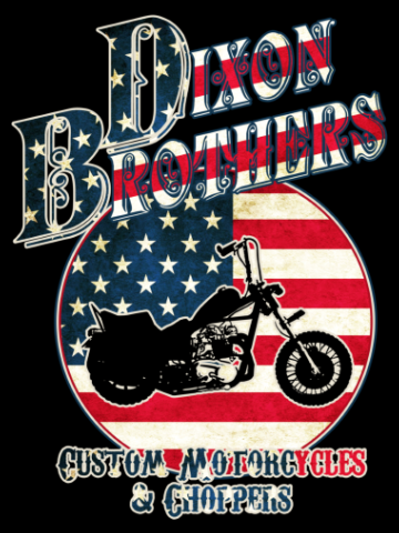 Dixon Brothers Motocycles - The Walking Dead