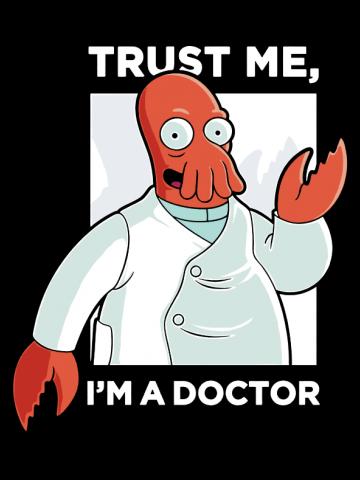 Doctor Zoidberg Who