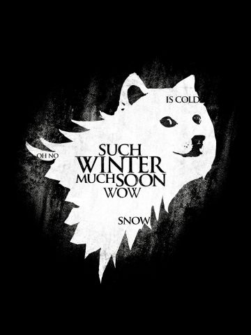 Dodge Winter - Game of Thrones
