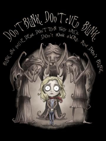 Don't Blink Don't Even Blink