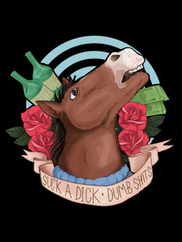 Dumb shits - BoJack Horseman