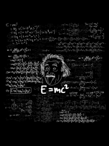 E equals mc2