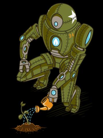 Eco-Robo Unit #24