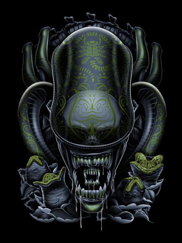 El dia del Alien