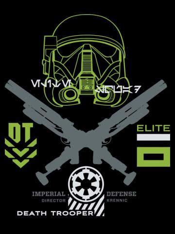 Elite Trooper Crossbones