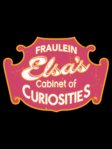 Elsa's Cabinet of Curiosities