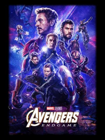 Endgame - Avengers Poster
