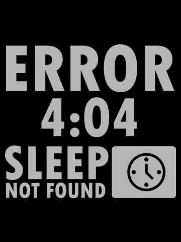 Error 4:04 - Sleep not found