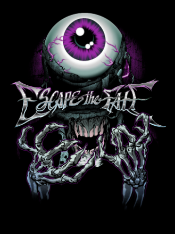Escape the fate - Eye logo