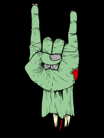 Evill Hand