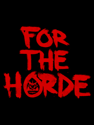 FOR THE HORDE ALT-0