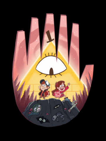 Farewell to the Gravity Falls