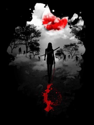 Fearless!! Zombie Apocalypse Design