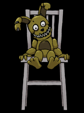 Five Nights at Freddy's - FNAF4 - Plushtrap