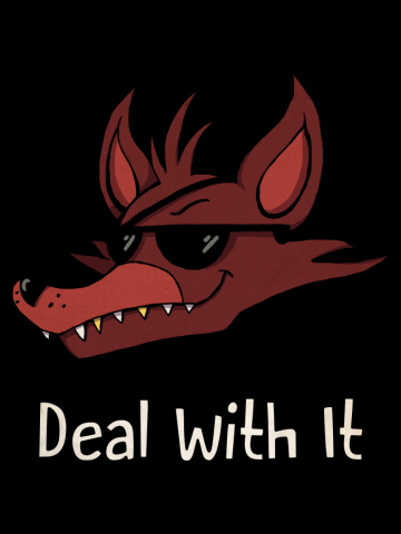 Five Nights at Freddy's - Foxy - Deal With It